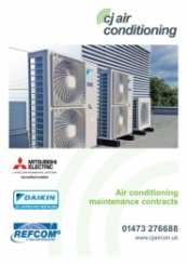 CJ Air Conditioning PPM